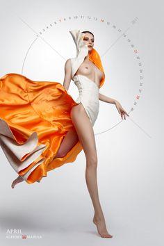 Allegro by Aleksey Marina, via Behance