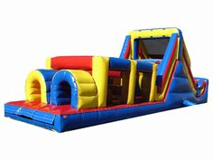 Find Backyard Obstacle Challenge? Yes, Get What You Want From Here, Higher quality, Lower price, Fast delivery, Safe Transactions, All kinds of inflatable products for sale - East Inflatables UK