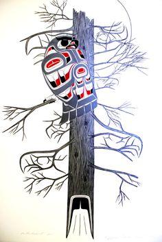 Owl by Richard Shorty.