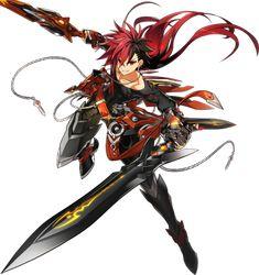 Skylon in Disguse again Fantasy Character Design, Character Design Inspiration, Character Art, Manga Anime, Anime Guys, Anime Art, Manga Characters, Fantasy Characters, Sword Design