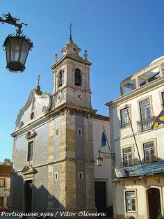 Igreja de Nossa senhora da Conceição - Seixal - Portugal by Portuguese_eyes, via Flickr