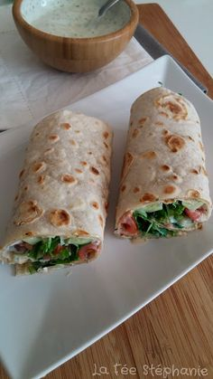La Fée Stéphanie: La meilleure recette de tortillas vegan qui soit! Healthy Wraps, Healthy Summer Recipes, Vegan Wraps, Vegetarian Recipes, Vegan Vegetarian, Raw Food Recipes, Veggie Recipes, Cooking Recipes, Vegan Burrito