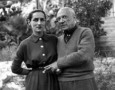 Pablo Picasso a Francoise Gillot