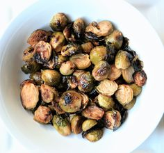 Candy Crack Brussels Sprouts