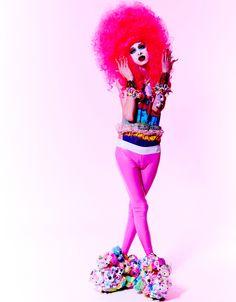 May Melting Icecream Photo credit: Yasuhiro Sawao #makeup #ryanjasterina #beautiful  #amazing #fashion #asterina #アステライナ #化粧 #メイクアップアーティスト #モデル