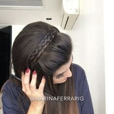 When compiling these hair styles, we wanted them to be suitable for all sizes of hair. When compiling these hair styles, we wanted them to be suitable for all sizes of hair. Girl Hairstyles, Braided Hairstyles, Hair Upstyles, Hair Videos, Hair Today, Hair Looks, New Hair, Hair Inspiration, Short Hair Styles