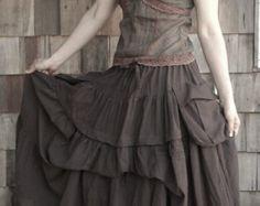 love this linen skirt