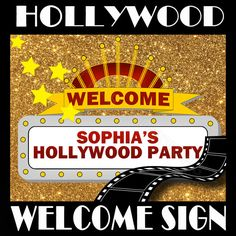 Hey, I found this really awesome Etsy listing at https://www.etsy.com/listing/246375933/printable-diy-hollywood-party-welcome