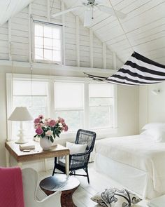 7 Ways to Rethink The Space Right Over Your Bed | Apartment Therapy