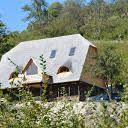 La Moțica Gazebo, Outdoor Structures, House Styles, Home Decor, Cabin, Kiosk, Decoration Home, Room Decor, Cabana
