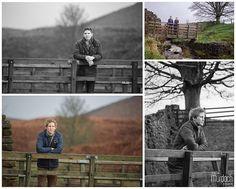 Family portrait lifestyle shoot at Embsay Reservoir near Skipton | Yorkshire portrait photography by www.colinmurdochstudio.com