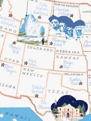 50 States, 50 Landmarks You won't want to miss these historical sites in every state.