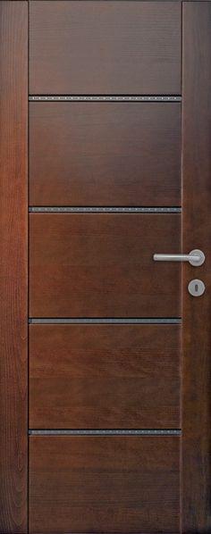porte int rieure contemporaine h tre portes int rieures contemporaines pinterest. Black Bedroom Furniture Sets. Home Design Ideas
