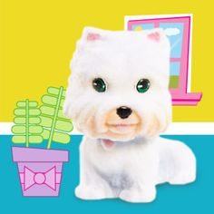 Puppy In My Pocket Series 1 - Scotty