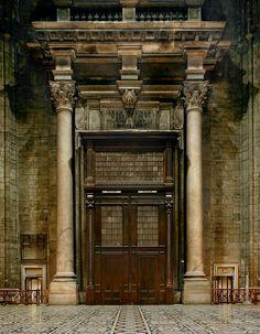 Duomo Door, Milan