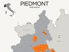 Essential Guide to Piedmont Wine (with Maps)