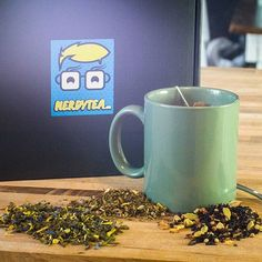 It's almost #NerdyTea time world-wide, are you ready to be a part of the #teafellowship? Make sure you show your support at nerdytea.com - and receive 10% off your first order! #teatime #tealover #teaparty #nerdygirl #nerdy #geek # anime #comics #superhero #marvel #rpg #mmo #supersmashbros #batman #captainamerica