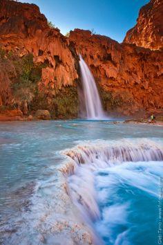 A 1 Nice Blog: Havasu Fall,Grand Canyon