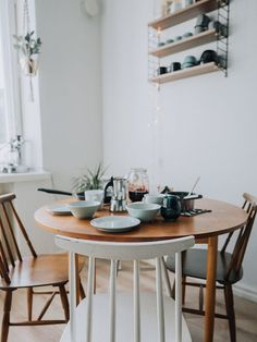 Cribs, Dining Table, Retro, Rooms, Furniture, Blog, Travel, Home Decor, Sweet Home