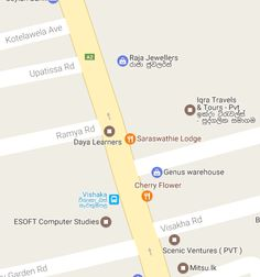 Saraswathie Lodge - Find Vegetarian Restaurants in Colombo 04 | khaleezi.com