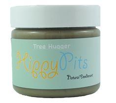 "Natural ""Hippy Pits"" Deodorant – Raw Alignment"