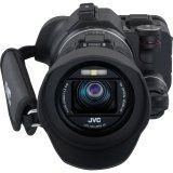 JVC GC-PX100 Full HD Everio Camcorder, 10x Optical Zoom, 200x Digital Zoom - Point & Shoot Cameras