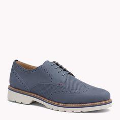 Suede Laced Shoe | Tommy Hilfiger