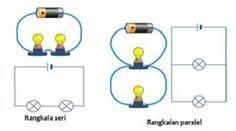 perbedaan rangkaian seri dan paralel, pada resistor,baterai,rumus,seri dan paralel kapasitor,pdf,contoh soal rangkaian seri dan paralel,laporan,