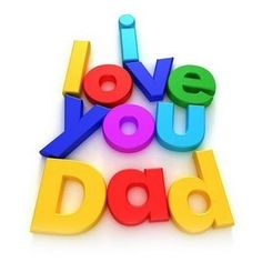 i love you dad con imanes