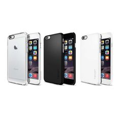 Ovitek Spigen Thin Fit za Apple iPhone 6/6S
