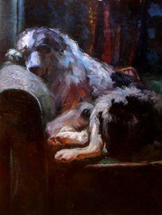 ♞ Artful Animals ♞ bird, dog, cat, fish, bunny and animal paintings - Lisa Keene
