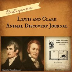 Lewis and Clark Discovery Journal - Education Possible