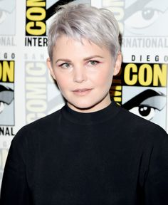 Ginnifer Goodwin Will Give You Major Hair Envy With Her New Look via Brit + Co