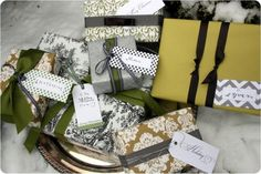 Let's Decorate Online: Show How Much you Care, with these Wrapping Ideas