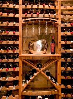 Reclaimed Wine Barrel Racking :: Hometalk