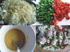 Paleo receta muslos de pollo con salsa de mostaza