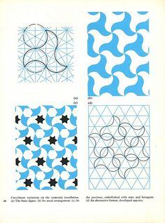 Patrón en el arte islámico - PIA 026