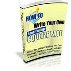 I'm selling Lead Pulling Squeeze Page Ebook - $1.00 #onselz