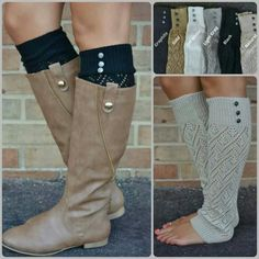 Legwarmers! I really have to have some of these!