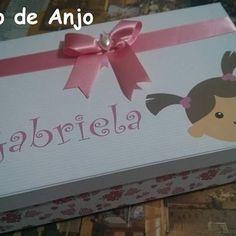 Convide sua futura daminha em grande estilo com esta linda caixa :) #maodenajo #casamentos #daminhas #caixas