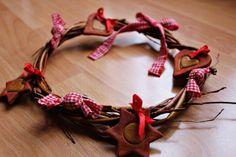 Wieniec świąteczny hand made czyli święta cz. 1 | Pasja tworzenia