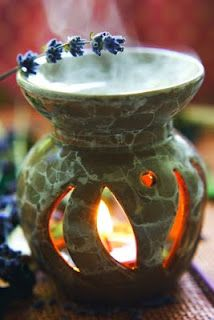 aromatherapy ... breathing with purpose
