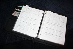 Lowering Your Grocery Bill Without Extreme Couponing: Keeping A Price Book. I keep mine on a spreadsheet, but the idea is the same. Brilliant both ways! Household Notebook, Finance, Home Binder, Extreme Couponing, Price Book, Financial Tips, Shopping Hacks, Frugal Living, Money Saving Tips