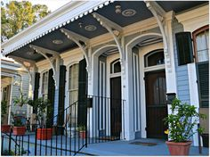 Garden District Double in New Orleans