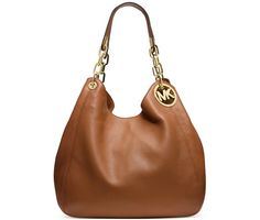 MICHAEL KORS Fulton Shoulder Tote at Brown Thomas. Shop the complete Michael Kors range in-store or online with fast delivery available. Michael Kors Jet Set, Outlet Michael Kors, Cheap Michael Kors, Michael Kors Fulton, Michael Kors Tote, Handbags Michael Kors, Sacs Design, Bold Logo, Mk Handbags