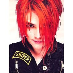 GERARD WAY ❤ liked on Polyvore featuring my chemical romance, pictures, bands, gerard way and music