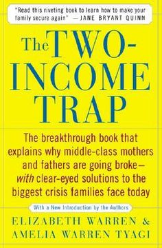 https://www.facebook.com/pages/The-Two-Income-Trap-Why-Middle-Class-Parents-Are-Going-Broke/130202287144550?ref=profile
