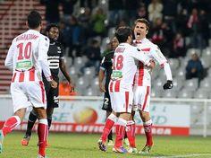 Ajaccio, fosta echipa a lui Adi Mutu, aproape de retrogradare in a treia liga!