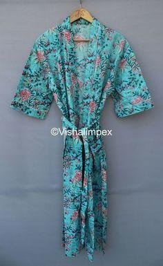 Long Kimono, Kimono Dress, Tie Styles, Collar Styles, Cotton Kimono, Maxi Gowns, Bridesmaid Robes, Types Of Sleeves, Beautiful Outfits