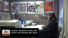 MANISHA GHEI MD FUNCTIONAL MEDICINE. NIK NIKAM MD ALL INDIA RADIO HOUSTON